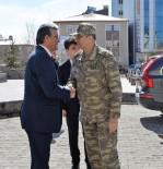 KARA KUVVETLERİ KOMUTANI - Kara Kuvvetleri Komutanı Çolak, Ardahan'da