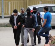 KAÇAK GÖÇMEN - Karabük'te Uyuşturucu Operasyonu