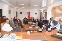 ENERJİ SANTRALİ - KAYMOS Yönetiminden Kayseri OSB'ye Ziyaret