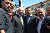 Kılıçdaroğlu'nu MHP'li Belediye Başkanı Karşıladı