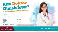 KOMPOZISYON - 'Kim Doktor Olmak İster' Konulu Kompozisyon Yarışması Düzenlendi