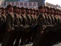 JAPONYA - Kuzey Kore'de savaş alarmı