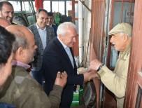 ABDÜLKADİR ÖZEREN - Lapseki'de Referandum Çalışmaları Devam Ediyor