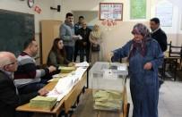 SOMA - Manisa'da Seçmen Sayısı Yaklaşık 19 Bin Kişi Arttı