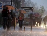 BEYTÜŞŞEBAP - Meteoroloji'den sağanak yağış uyarısı