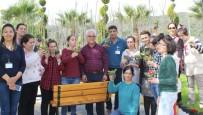 Milas'ta Özel Bireylerden Sera Ziyareti