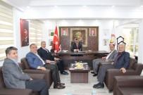 Milletvekili Babaoğlu Ve Başkan Özaltun'dan Başkan Tutal'a Ziyaret