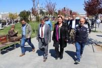 MİLLETVEKİLLİĞİ SEÇİMLERİ - Milletvekili Hürriyet Referandum Çalışmalarını Gebze'de Sürdürdü