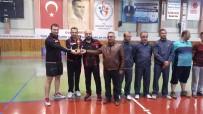 KUZEY KIBRIS - NEÜ Masa Tenisi Takımı Nevşehir Şampiyonu Oldu