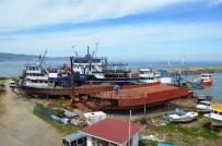 YASAKLAR - Ordulu Balıkçılar Teknelerini Yenilemek İçin Devletten Destek Bekliyor