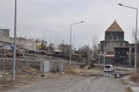 KARS VALISI - Osmanlı Mahallesi Projesi Çalışmaları Devam Ediyor
