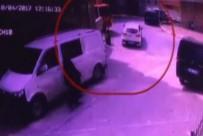 KAĞITHANE BELEDİYESİ - Pompalı Tüfekle Gasp Kamerada