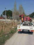 KıŞLAK - Sarayköy'de 997 Hektar Alan Haşereye Karşı İlaçlandı