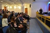 SAÜ'de 'SEÇ Yönetim Sistemleri Ve Uygulamaları' Anlatıldı