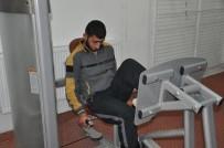 FİZİK TEDAVİ - Savaşta Yaralanan Suriyelilere Fizik Tedavi