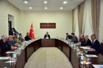 MEHMET ÖZDEMIR - Seçim Güvenliği Toplantısı Yapıldı