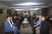 SECCADE - Şeref Malkoç'tan Başkan Memiş'e Ziyaret