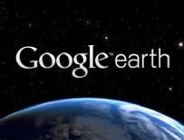 Sır gibi saklanan 'Google Earth' geliyor!