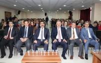 BOĞAZIÇI ÜNIVERSITESI - Sivas'ta Öğretmenlere Yönelik Eğitim Semineri