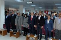 HAYIRSEVER İŞ ADAMI - SÜ'de 15 Temmuz'dan 16 Nisan'a Yeni Türkiye Yolunda Konferans Düzenlendi