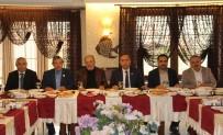 SALİM USLU - Tarımsal Üretim Birlikleri Referandumda 'Evet' Diyecek