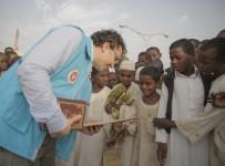 HAYIRSEVERLER - Türkiye Diyanet Vakfından Sudan'a 30 Bin Kur'an-I Kerim