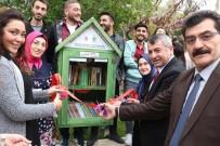 KIŞISEL GELIŞIM KITAPLARı - Üniversitelilerden Sokak Kütüphanesi