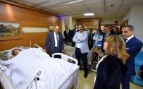 BAKIM MERKEZİ - Vali Çiçek, Marmaris'te Palyatif Bakım Merkezini Ziyaret Etti