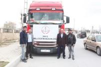 YARDIM KAMPANYASI - Van'dan El-Bab Ve Cerablus'a Yardım