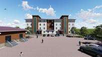 MEHMET NURİ ÇETİN - Varto'da 200 Kişilik Pansiyon Yapılacak