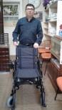 AKÜLÜ SANDALYE - Yardımsever Vatandaştan Akülü Sandalye