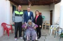 ÜLKÜ OCAKLARı - Yaşlı Kadın Başkan Karaçoban'la Hayata Yeniden Tutundu