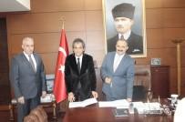ALI KABAN - Zonguldak Valiliği Ve BEÜ Arasında Protokol İmzalandı