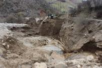 DÜZAĞAÇ - Adıyaman'da Sel Felaketi