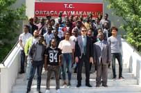 AFRİKALI - Afrikalı Öğrencilerden Ortaca Ziyareti