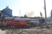 Afyonkarahisar'daki Fabrika Yangınının Ardından