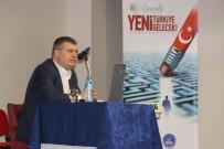 KREDI VE YURTLAR KURUMU - Ağrı'da 'Yeni Türkiye Yeni Gelecek' Konferansı
