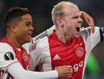 AJAX - Ajax yolu yarıladı!