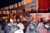 FARUK ÇATUROĞLU - AK Parti Kdz. Ereğli'de Tempoyu Artırdı
