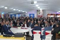BURHAN KAYATÜRK - AK Parti Yönetimi, Sandık Kurulu Üyeleriyle Bir Araya Geldi