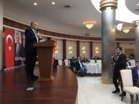 METİN KÜLÜNK - AK Partili Metin Külünk Açıklaması 'Kılıçdaroğlu Ateşle Oynuyorsun'