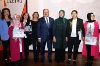 MÜNIR KARALOĞLU - Antalya Valiliğinden Eğitimi Yarım Kalan Kadın Ve Çocuklar İçin Örnek Proje