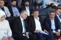 FARUK ÖZLÜ - Bakan Faruk Özlü Düzcespor -Yeşil Bursa Maçını İzledi