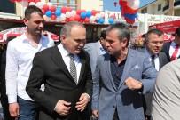 TANJU ÇOLAK - Bakan Özlü Market Açılışına Katıldı