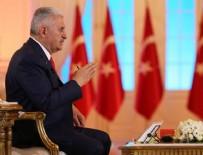 BEYAZ TV - Başbakan Binali Yıldırım: O konu kapandı
