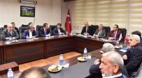 GENELKURMAY - Başbakan Yardımcısı Kaynak Açıklaması '(Kılıçdaroğlu'nun Törenle Karşılanması) Mahşeri Vicdan Rahatsız Oldu'