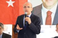 YARI BAŞKANLIK - Başbakan Yardımcısı Şimsek Açıklaması