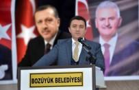 TOPLU KONUT - Başkan Bakıcı Açıklaması 'Referandum, Güçlü Bir Türkiye İçin Fırsattır'