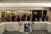GENÇ GİRİŞİMCİLER - Başkan Çelik Kayseri Genç Girişimciler Kurulu Toplantısına Katıldı