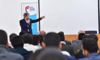 AHMET MISBAH DEMIRCAN - Başkan Demircan Açıklaması 'İnsanların Nasıl Bir Rotası Varsa Şehirlerin De Rotası Var'